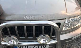 Jeep Grand Cherokee limited wj 4,7 LPG 1999