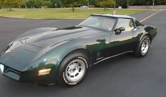 Chevrolet Corvette 1ze122 vyr.kusů!! 1.majitel!!  1980