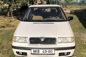 Škoda Felicia 1.3 MPi LXI REZERVACE 1998