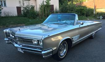 Chrysler 300 1966 convertible 1966