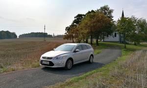 Autíčkářova garáž, Recenze & testy: Ford Mondeo Combi Mk.IV 2.0 TDCi - Jak být nadšen služebním autem snadno a rychle