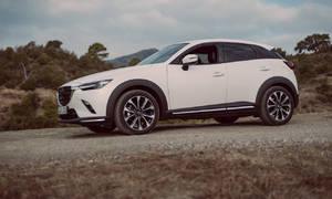 Představujeme: Mazda CX-3: Španělská premiéra