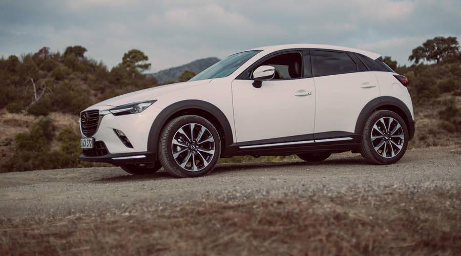 : Mazda CX-3: Španělská premiéra