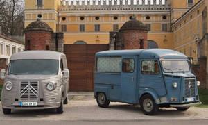 Novinky: Z malosériové přestavby je produkční model. Citroën nabídne parádní retro dodávku.