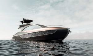 Novinky: Lexus představil novou vlajkovou loď. Doslova.