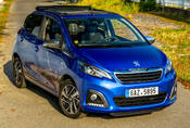 Peugeot 108 1.0 VTi: Lekce ekonomie