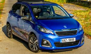 Recenze & testy: Peugeot 108 1.0 VTi: Lekce ekonomie