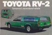 Toyota RV-2: Nejrychlejší obytňák