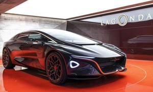 """Novinky: Aston Martin poodhalil plány do budoucna. Vyrobí """"terénní kupé"""" i novou Lagondu."""