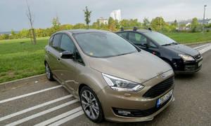 Recenze & testy: Ford C-Max Sport, 1.0 Ecoboost: Všechno při starém