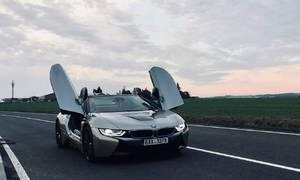 Recenze & testy: BMW i8 Roadster: Úplně jiný supersport