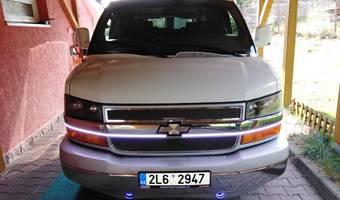 Chevrolet Express Explorer Conversion  AWD LPG 2008