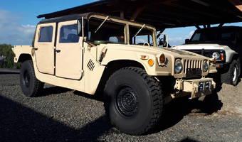 Hummer H1 HMMWV Humvee 1987