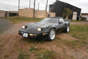 Chevrolet Corvette cabrio 1987