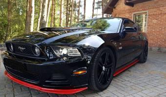 Ford Mustang GT 5.0 , V8  MANUÁL. 12/2013 2013