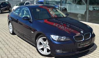 BMW Řada 3 335i E92 Coupe N54  2007