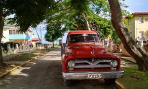 Autíčkář na cestách: Autíčkář na Kubě: Koráby z ostrova svobody