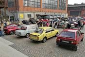 Kafe&Káry Ostrava vol.4 - Dolní Vítkovice v obležení aut