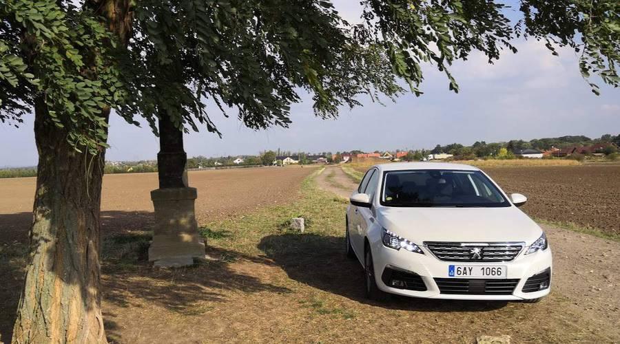 Recenze & testy: Peugeot 308, 1.2 Puretech GT-Line: Hlavně se nebrat moc vážně