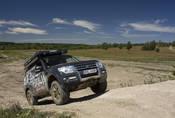 Mitsubishi Pajero Expedition: Život začíná tam, kde končí cesta