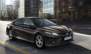 Novinky: Toyota Camry se vrací na evropské trhy