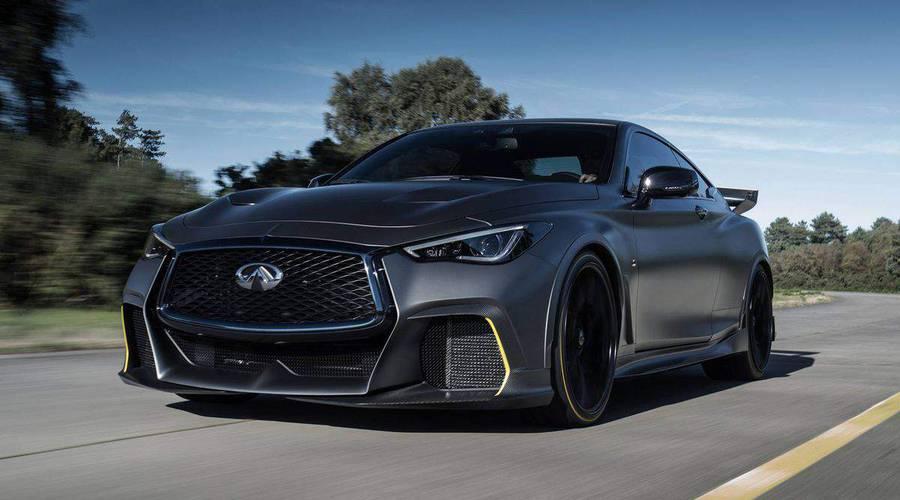 Novinky: Infiniti Project Black S: Hybridní supersport využívá technologie z Formule 1