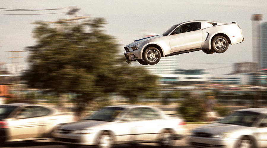 Historie, Mýty a legendy, TopX, Video: To nejlepší z automobilových skoků