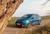 Ford Fiesta ST čili život štěněte