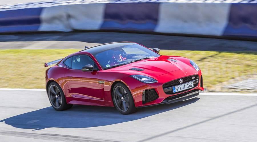 Autíčkář na cestách, Trackday: Jaguar Trackday 2018: Krocení divokých šelem