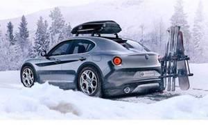 Novinky: Kanadský dealer Alfy možná omylem prozradil vzhled nového modelu