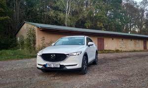 Recenze & testy: Mazda CX-5 CD184 AWD: Samozřejmý výkon