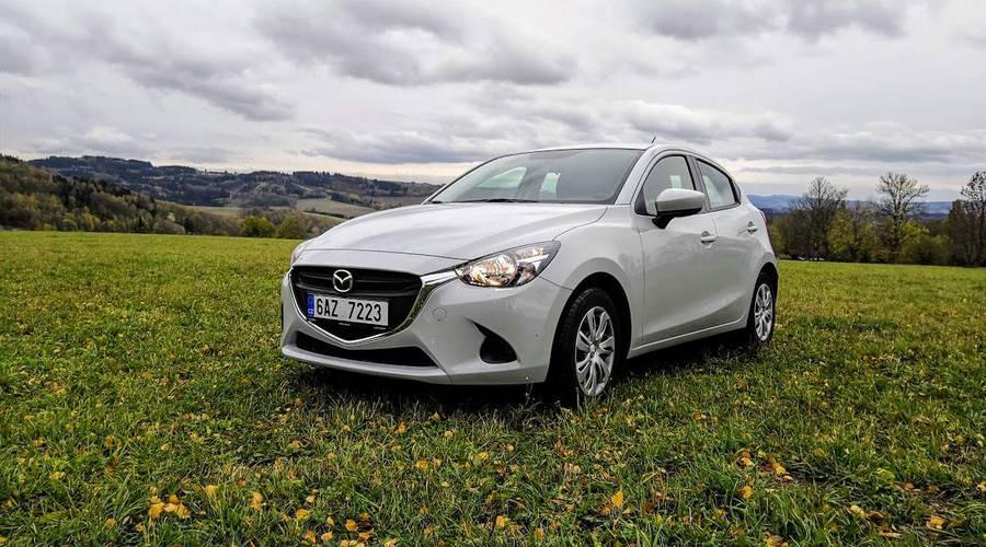Recenze & testy: Mazda 2 G75 Challenge: Skvělý základ