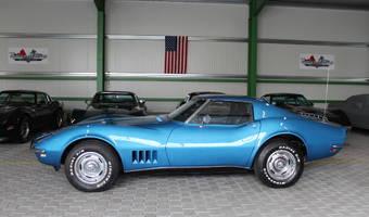 Chevrolet Corvette Manuální převodovka, 350HP! 1968