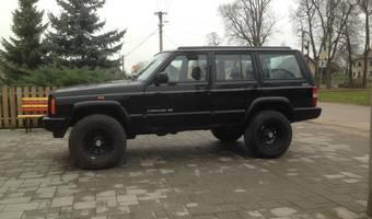 Jeep Cherokee Xj limited 1998