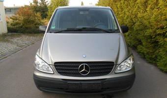 Mercedes-Benz Vito VAN minibus 109 CDI Lang 9 2009