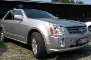 Cadillac SRX 4,6 V8, 4x4, 2005 EU verze 2005
