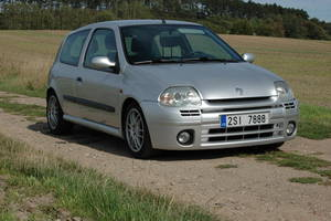 Renault Clio Sport RS 172 ph1 2000