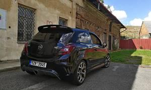 Opel Corsa OPC: Doježděno, podtrženo, sečteno