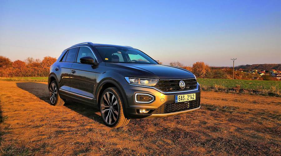 Recenze & testy: Volkswagen T-Roc 2.0 TDI: Kam s ním?