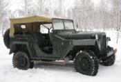 Výlet do historie: Jak Sověti neokopírovali Jeep