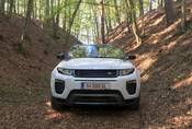 Range Rover Evoque Cabriolet HSE Dynamic: Prodlužovač léta