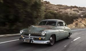 Novinky: Firma Stealth EV postavila parádní restomod Mercury Coupe