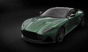 Novinky: Aston Martin představil limitovanou edici modelu DBS. Připomíná slavné vítězství značky v Le Mans.