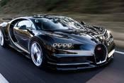 Chiron je poslední Bugatti s šestnáctiválcem