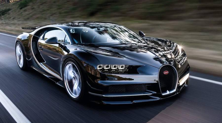 Novinky: Chiron je poslední Bugatti s šestnáctiválcem