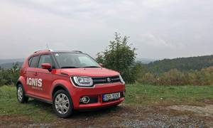 Autíčkář na cestách: Suzuki Ignis a Valašský Eko-race 2018