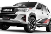 Toyota GR Sport postavila limitovanou edici Hiluxu