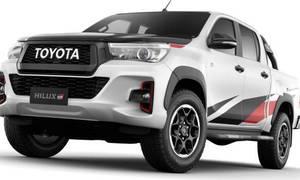 Novinky: Toyota GR Sport postavila limitovanou edici Hiluxu