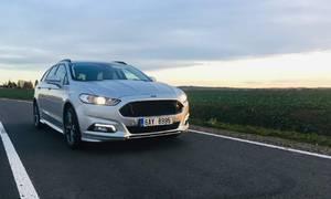 Recenze & testy: Ford Mondeo ST-line 2.0 TDCi AWD: Rychle, ale ne zběsile