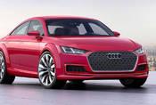 Nové Audi TT dostane druhý pár dveří